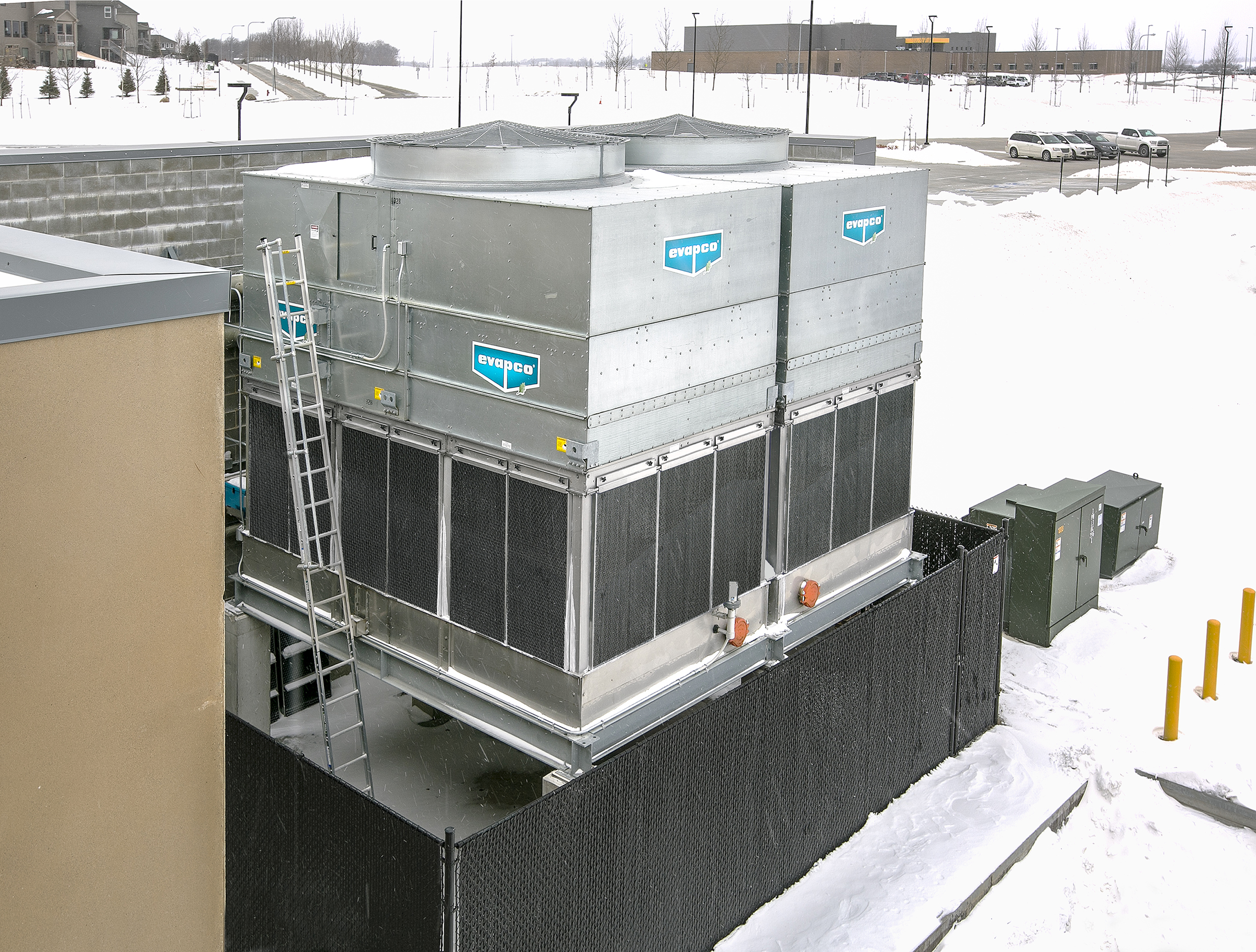Evapco Closed Circuit Cooler in Built Environment magazine